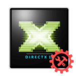 Решение ошибки failed to initialize DirectX