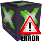 Исправление ошибки directx setup error an internal error occurred