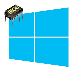 Вход в BIOS Windows 8