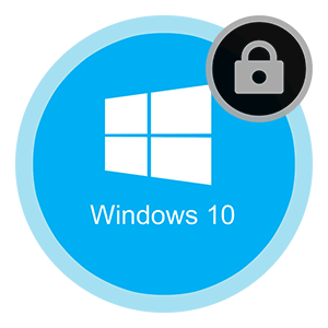 Экран блокировки Windows 10