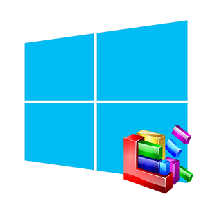 Дефрагментация диска Windows 8
