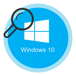 Функция поиска в Windows 10